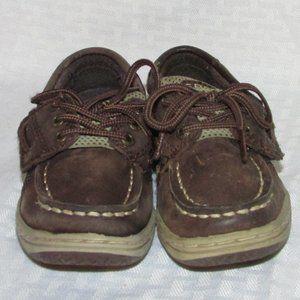 Sperry Billfish Lanyard Boat Shoes Toddler Boys